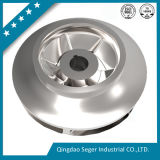 Steel inoxidable Pump Impeller avec Investment Casting