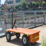 전기 4개의 바퀴 쓰레기 ATV