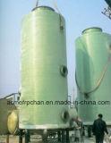 FRPの容器Dn3000 (GRPタンク)