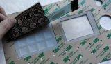 Kundenspezifischer wasserdichter Membranen-Tastaturblock-Schalter mit gedrucktem grafischem Testblatt