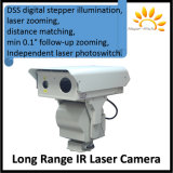 1km 6kmの長距離HDスキャンナーPTZ IRの機密保護レーザーのカメラ