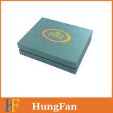 Rectángulo de regalo especial del papel de imprenta de la cartulina del diseño/rectángulo de empaquetado