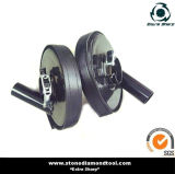 125mm Eisen-Schleifer-Schutzabdeckung, Staub-Leitkranz