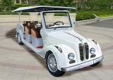 8 carros clássicos do vintage elétrico dos assentos para a venda
