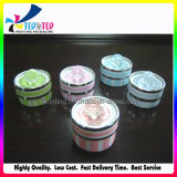 Bestes Price Hot Stamping Round Gift Box für Candle Collection