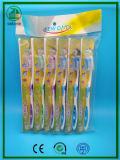 Brosse à dents d'adulte de Languette-Nettoyeur de massage de qualité