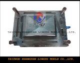 Lavorazione con utensili di plastica della muffa del coperchio (LY-896)