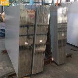 Зеркала стены толщины зеркала 1.5mm 1.8mm 2mm цвета зеркало серебра листа зеркала Frameless декоративного большое