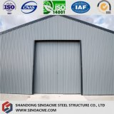 Struttura d'acciaio galvanizzata per il magazzino
