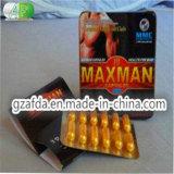 Улушитель секса Maxman III травяной мыжской, супер пилюльки секса