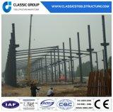 Armazém da estrutura do frame de Salão da indústria de aço