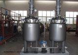 Réacteur de chauffage de circulation de mazout de conduction de chaleur/réservoir chimique