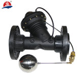 Válvula de diafragma de venda quente da qualidade superior do tratamento da água