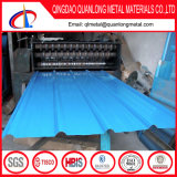 Colorare la lamiera ondulata zinco rivestito del tetto del metallo