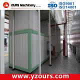 Línea de capa modificada para requisitos particulares del polvo para la venta