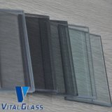 Radura/Colored/Tinted/Opal/Milk White Laminated Glass per Building Glass