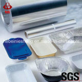 papel de aluminio del genio 8011-O de China