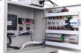 La macchina imballatrice di flusso con la pellicola da giù si applica alle varie industrie
