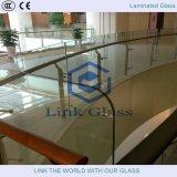 331, 441, 341 Vidrio laminado con buen vidrio de flotador crudo y vidrio con motivos