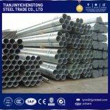 Гальванизированная труба 2.5 дюймов стальная для цены рамки парника в Kg