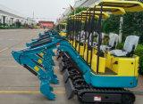 최신 판매 소형 굴착기 800kg 크롤러 굴착기 가격