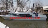 30seats de Boot van de Passagier van de Snelheid van de glasvezel/Veerboot/de Boot van de Bemanning