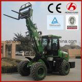 Caliente de la venta de maquinaria de construcción Hy2500 cargador telescópico