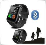U8 Smartwatch voor het Androïde Slimme Horloge van de Telefoon met de Camera anti-Verloren Kaart van de Steun SIM/TF