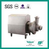 Individu hygiénique d'acier inoxydable amorçant la pompe centrifuge pour le vin de bière de l'eau de lait