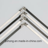 Serre-câble lourd d'acier inoxydable de 8 pouces