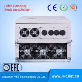 三重段階380V、132kw可変的な頻度インバーターへの90、AC駆動機構、力インバーターエネルギーセイバー