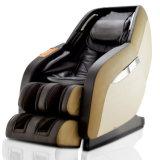 Silla llena de lujo estupenda del masaje de los sacos hinchables de la carrocería 3D con Bluetooth