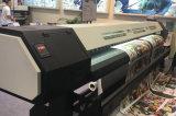 Dx8 인쇄 헤드를 가진 3.2m Eco 용해력이 있는 인쇄 기계
