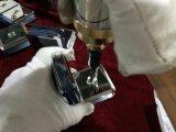 klem van het Glas van 45*45mm de Vierkante Dubbele Zij