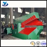 A máquina de corte de aço para a venda, máquina de corte de Tenroy do jacaré, metal eliminou a máquina