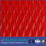 Panneaux muraux 3D décoratifs en fibre végétale