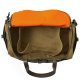 Saco de ombro funcional da bolsa dos homens da lona dentro em toda parte