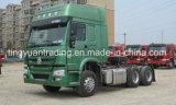 Caminhão do trator de HOWO 6X4 40 toneladas