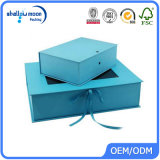 Luxuxpappkosmetische Schokoladen-verpackengeschenk-Papierkasten (AZ122529)