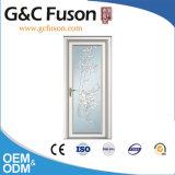 Porte de cuisine articulée par aluminium en bois de couleur des graines