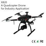 산업 무인비행기 Quadcopter (X820)