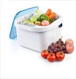 40kHz Fruit en Plantaardig Ultrasoon Schoner Gebruik binnenshuis 12.8 L van de frequentie
