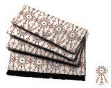 Lenço original da seda do teste padrão