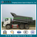 420HP 팁 주는 사람 트럭을%s 무거운 광업 덤프 트럭 70t 가격