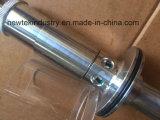 Válvula de descarga de presión sanitaria de aire del 11/2in Triclamp Spunding para la fermentadora
