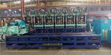 Machine van de Pantoffel van het Sandelhout van de Injectie van de Schoen van EVA de Materiële Vormende