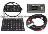 Centrale elettrica del comitato di Bluetooth di rossoreare 8100 del tasto di Tasto-Pro 8 per la jeep Rzr UTV
