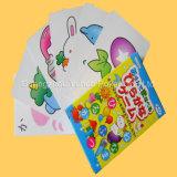 Tarjetas que juegan de juego de tarjeta del círculo plástico de encargo de las tarjetas que juegan