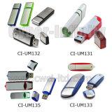 Aandrijving 2 van de Flits van het metaal USB (REEKS ci-UM)
