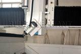 3050 máquina de moldeo 3D CNC 3D de gran tamaño de 4 ejes CNC, máquina CNC para la fabricación de moldes